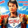 Interview with Teen Wolf