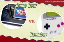 Game Gear vs. Gameboy