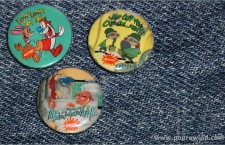 Ren & Stimpy Button Pack