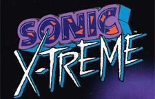 Sonic X-treme Paperback Book