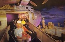 Delta Dreamflight: A Long Ago Attraction