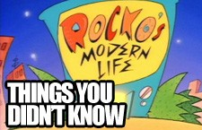 17 Things You Didn't Know About Rocko's Modern Life