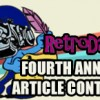 Fourth Annual RetroDaze Article Writing Contest
