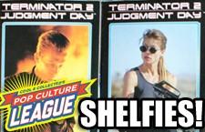 Pop Culture League: Shelfie