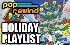 Pop Rewind Festive Holiday Party Playlist