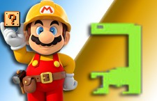 Super Mario Maker: E.T. for Atari Style?