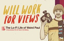 Weird Paul: Working for Views and Recalling Peanut Butter
