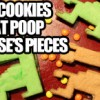 E.T. Cookies that Poop Reese's Pieces