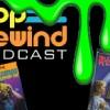 Pop Rewind Podcast: Scary Books and Stuff