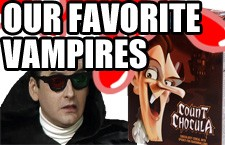 Our Favorite and Weirdest Instances of Vampires in Popular Culture