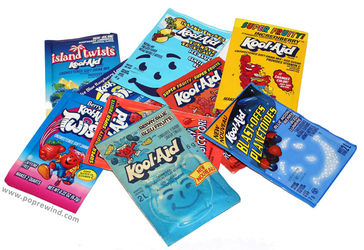 Pop Rewind — Kool-Aid of Years Gone By