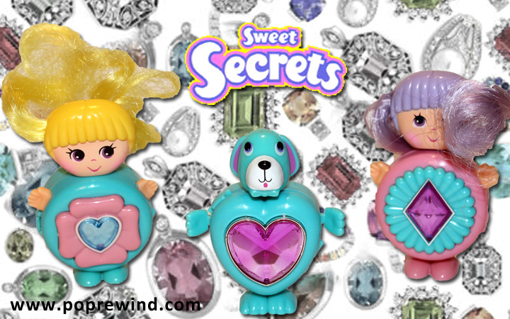 Pop Rewind Sweet Secrets